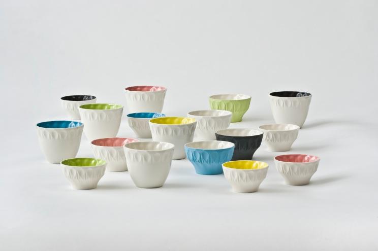 Hapilu skåle og kopper