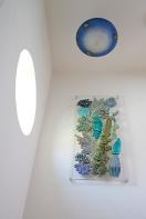 J Kay Aplin Botanical Structures blue