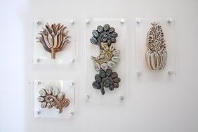 J Kay Aplin Botanical Structures