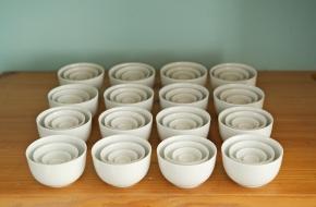 Jae Jun Lee, Cylinder, Porcelain, Stoneware