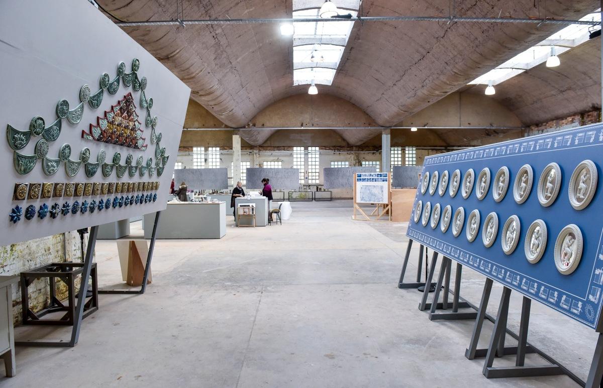 British Ceramics Biennial And Celadonaphonic The Ceramic